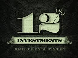 I Can Get 10 to 12 Percent Investing In The Stock Market